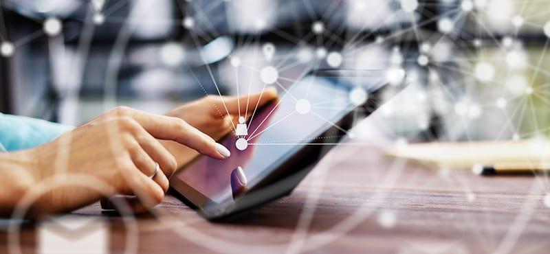 Pandemin ger skjuts åt digitala vanor