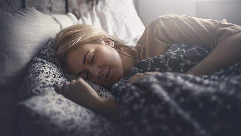 4-7-8-metoden hjälper dig somna